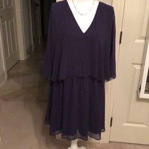 ASOS cape dress